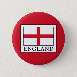 Badge Rond 5 Cm L'Angleterre