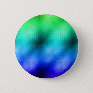 Badge Rond 5 Cm Le cool colore matrice de points