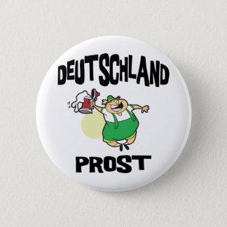 Badge Rond 5 Cm Le Deutschland