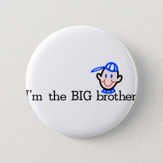 Badge Rond 5 Cm Le frère