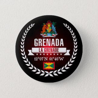 Badge Rond 5 Cm Le Grenada