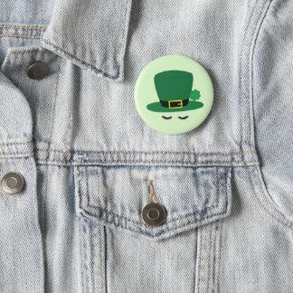 Badge Rond 5 Cm Le lutin fouette le Pin