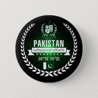 Badge Rond 5 Cm Le Pakistan