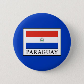 Badge Rond 5 Cm Le Paraguay