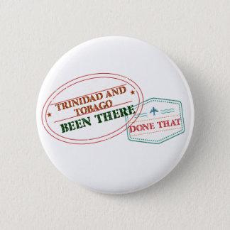 Badge Rond 5 Cm Le Trinidad-et-Tobago là fait cela