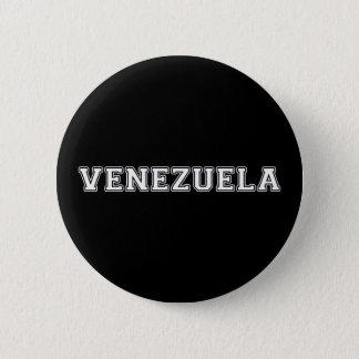 Badge Rond 5 Cm Le Venezuela