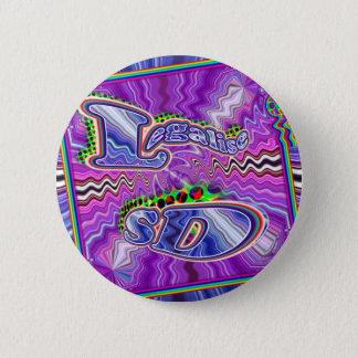 Badge Rond 5 Cm Légalisez la danse idiote