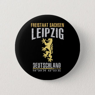 Badge Rond 5 Cm Leipzig