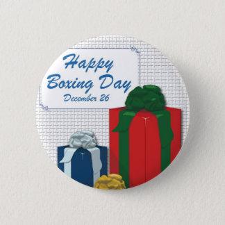 Badge Rond 5 Cm Lendemain de Noël