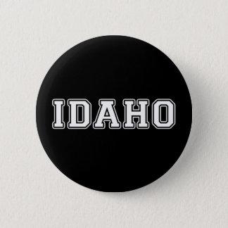 Badge Rond 5 Cm L'Idaho