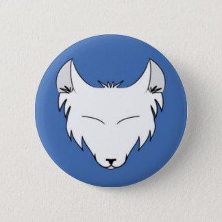 Badge Rond 5 Cm Logo de commerçant de tissus de Lindsey