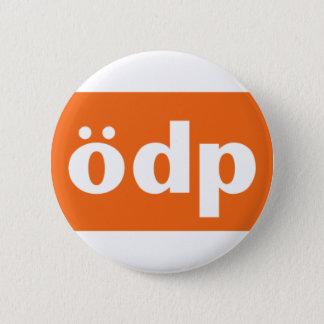 Badge Rond 5 Cm Logo d'ODP