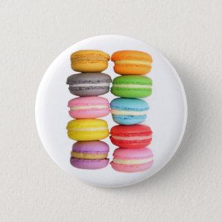 Badge Rond 5 Cm Macarons