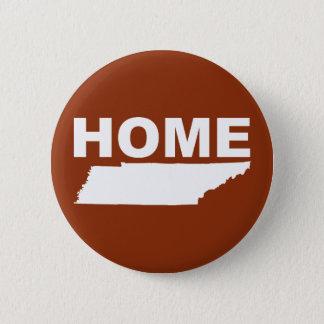 Badge Rond 5 Cm Maison du Tennessee à partir de Pin d'insigne de
