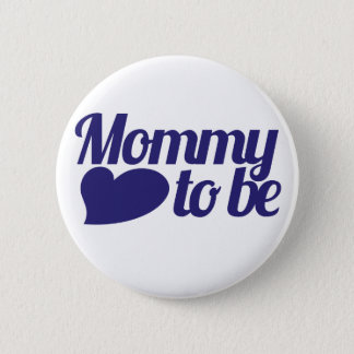 Badge Rond 5 Cm Maman à être