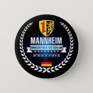 Badge Rond 5 Cm Mannheim