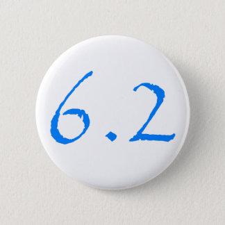 Badge Rond 5 Cm milles 10k