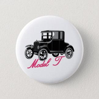 Badge Rond 5 Cm Modèle T