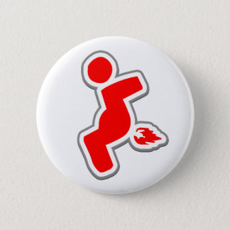 Badge Rond 5 Cm Morceau de talent ;)