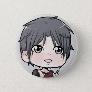 Badge Rond 5 Cm Morinaga Tetsuhiro - bouton