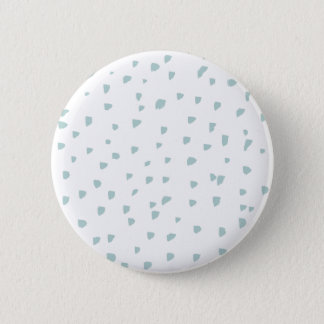 Badge Rond 5 Cm Motif en bon état simple d'abrégé sur bleu