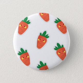 Badge Rond 5 Cm Motif végétal de chibi mignon lunatique