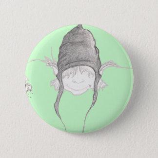 Badge Rond 5 Cm Nain