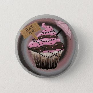 Badge Rond 5 Cm Néo- petit gâteau