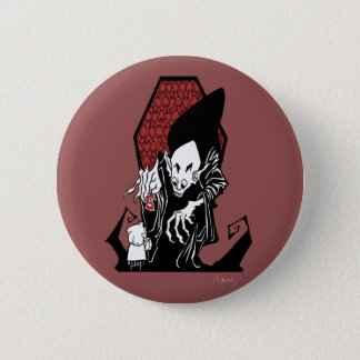 Badge Rond 5 Cm Nosferatu