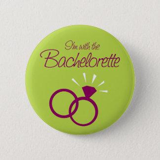 Badge Rond 5 Cm Partie de Bachelorette