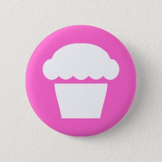 Badge Rond 5 Cm petit gâteau/petit pain simples