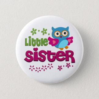 Badge Rond 5 Cm Petite soeur