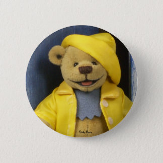 Badge Rond 5 Cm Peu petit ours