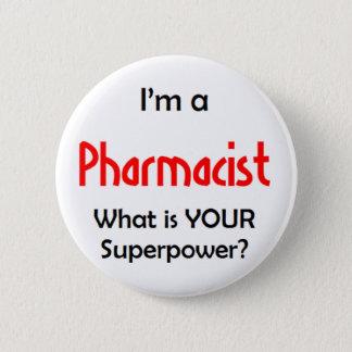 Badge Rond 5 Cm pharmacien
