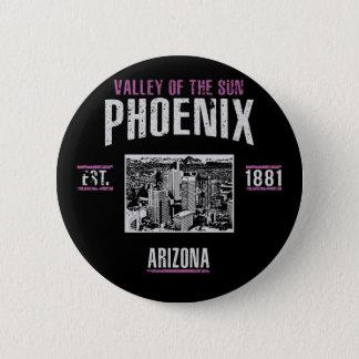 Badge Rond 5 Cm Phoenix