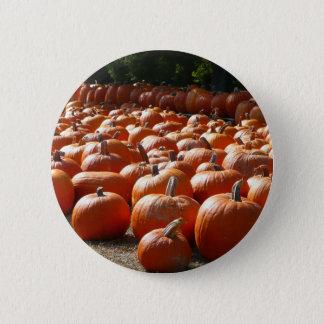 Badge Rond 5 Cm Photographie de récolte d'automne de correction de
