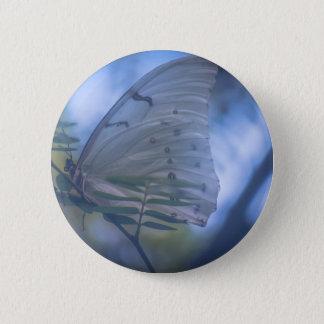 Badge Rond 5 Cm Pin de papillon