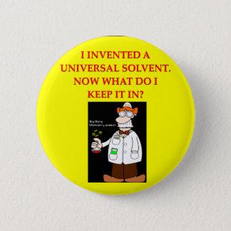 Badge Rond 5 Cm plaisanterie de chimie