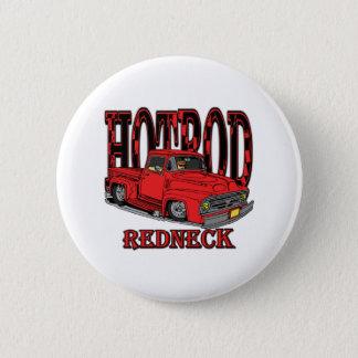 Badge Rond 5 Cm Plouc de Hotrod