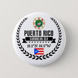 Badge Rond 5 Cm Porto Rico