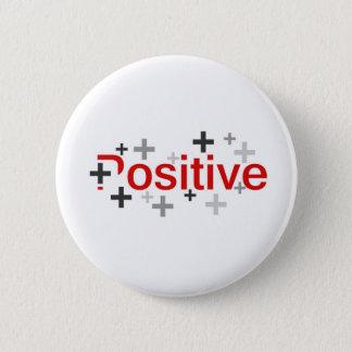 Badge Rond 5 Cm Positif