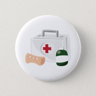 Badge Rond 5 Cm Premiers secours