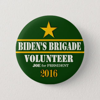 Badge Rond 5 Cm Président 2016 de Joe Biden