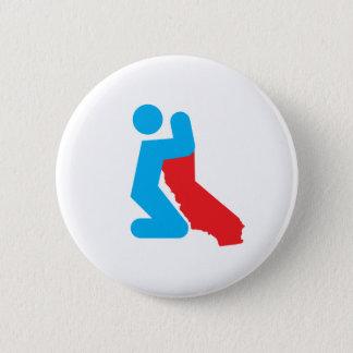Badge Rond 5 Cm Priez pour le bouton de Cali