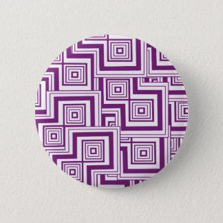 Badge Rond 5 Cm Puzzle de gelée de raisin