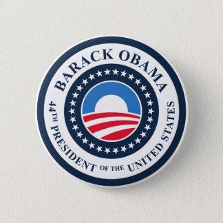 Badge Rond 5 Cm quarante-quatrième Président