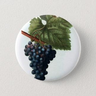 Badge Rond 5 Cm Raisins