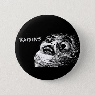 Badge Rond 5 Cm Raisins~