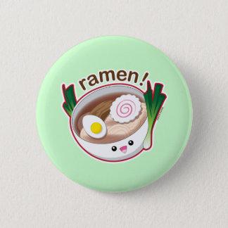 Badge Rond 5 Cm Ramen !