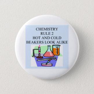 Badge Rond 5 Cm règle 2 de chimie
